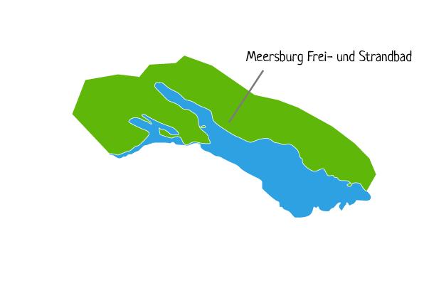 Frei & Strandbad Meersburg 1