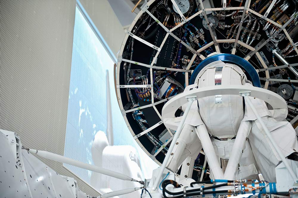 Raumfahrt im Dornier Museum