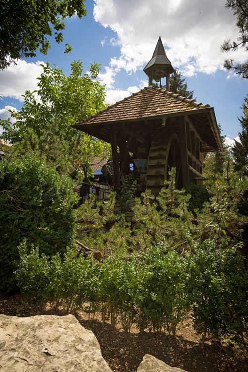 Auch für Erwachsene bietet der 400 Jahre alte Bauernhof einiges zu sehen
